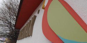 Polystyrénové logo pre Timbermax