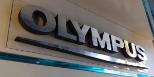 Výroba 3D loga Olympus pre AQT Bratislava - TwoAgency