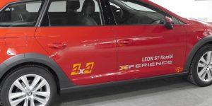 Autopolepy pre SEAT Bratislava - TwoAgency