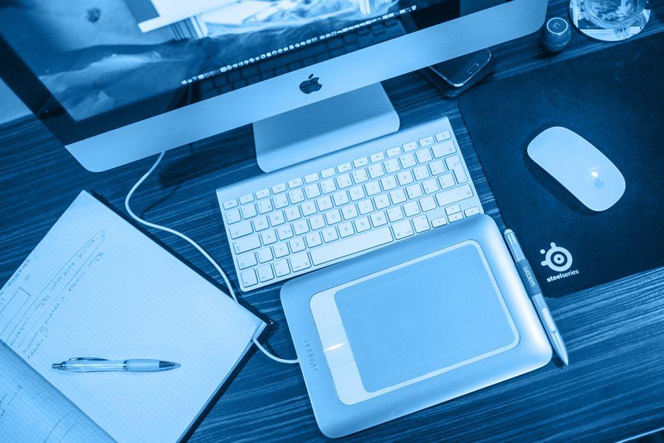 Mac počítač na grafiky - Twoagency