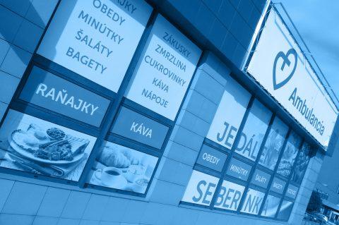Exteriérová a interiérová reklama, Exteriérová a interiérová reklama
