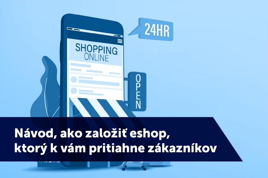 Ako založiť E-shop - Twoagency